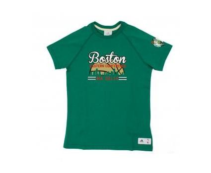 T-SHIRT BOSTON CELTIC