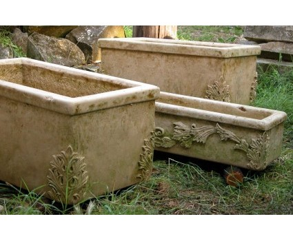 vasche in pietra leccese
