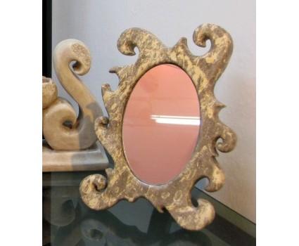 specchio in pietra scura della Maiella,Lettomanoppello